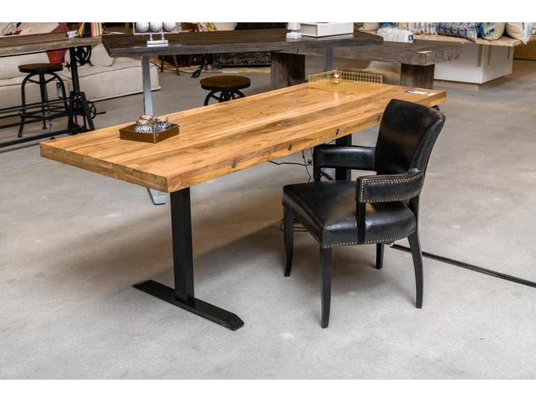 Classic Home Avery Power Adjustable Desk 70in 51011314 - Portland .