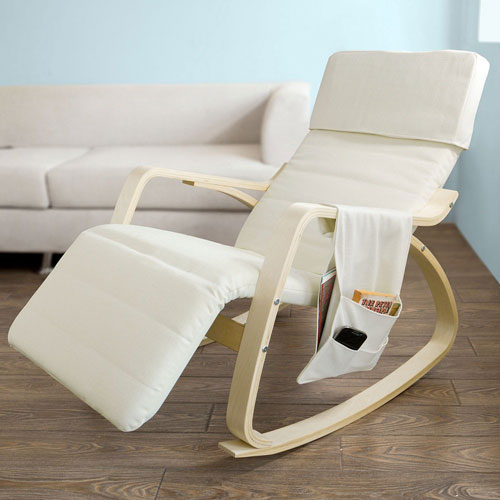 SoBuy Comfortable Relax: An Affordable Rocking Chair | Best Recline