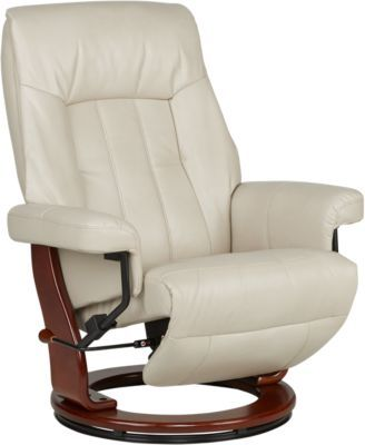 Gustavo Taupe Recliner .388.0. 33.5W x 35D x 39H. Find affordable .