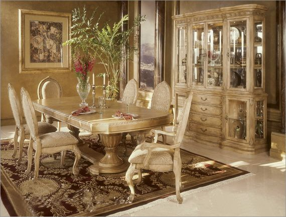 Classic Dining Room Designs from Aico Furniture | Dining room .