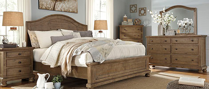 Bedroom Furniture   American Home Store Furniture Fort Way