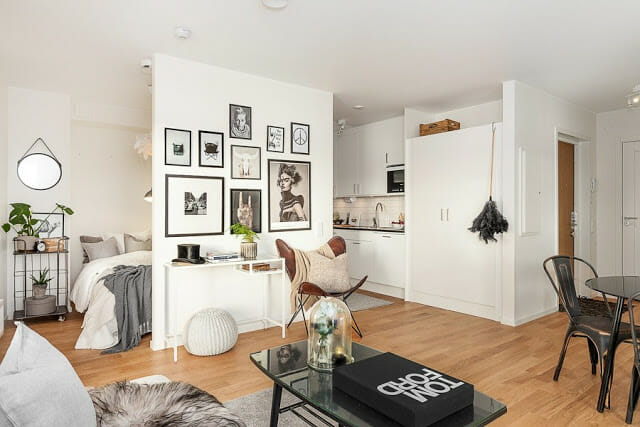 5 Small Apartment Decor Tips To Make The Most of Your Space