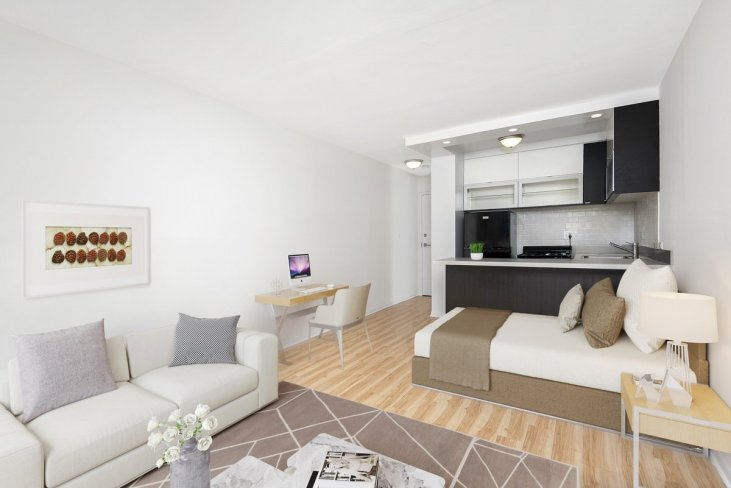 Modern Apartment Decor On A Budget - PPM Apartments, Chica