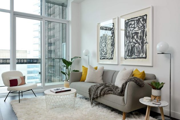 Seven Interior Design Tips To Bring Your New Apartment To Li
