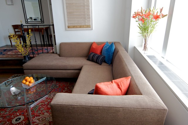 Attractive Sofa For Small Apartment Sectional Aripan Home Design .
