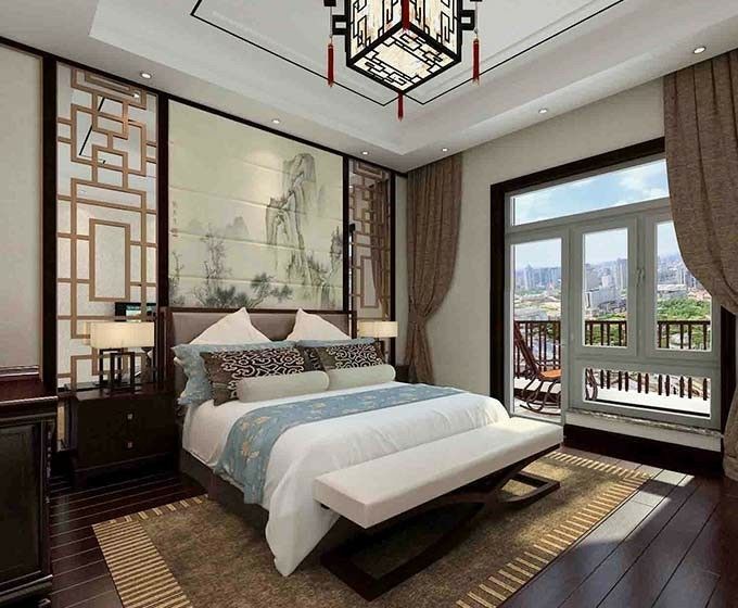 Asian style bedrooms image by Carol Pernikar on Home Sweet Home .