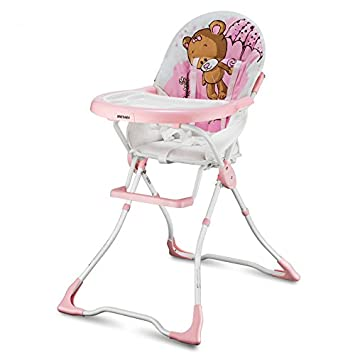 Amazon.com : protable fold baby high chair, net weight about 5.8kg .