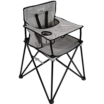 Amazon.com : ciao! baby Portable High Chair for Travel, Fold Up .