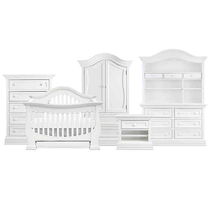 Baby Appleseed® Davenport Nursery Furniture Collection in Pure .