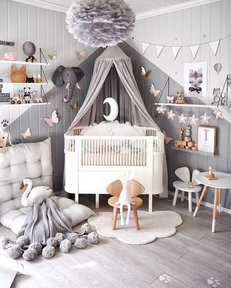 The most luxury nursery decor ideas to inspire you having one .