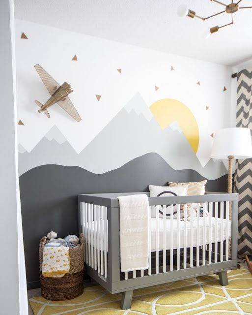 my top 20 kids' room pins of 2015 (the boo and the boy) | Baby .
