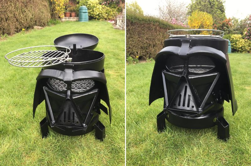 5 Star Wars-inspired BBQ grills for your next geeky backyard par