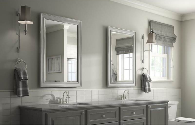 Best Bathroom Mirrors for Your Space | Delta Fauc