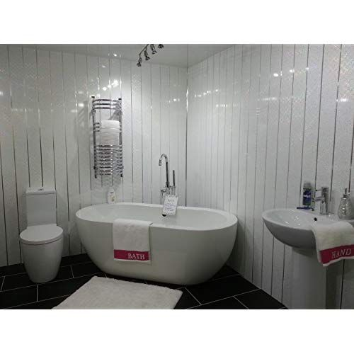 A new way of remodeling your bathroom easily: bathroom panels. in .