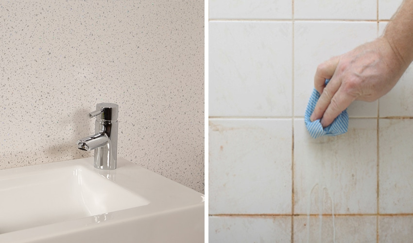 Shower Wall Panels vs Ceramic Tiles: Which is Better?   Igloo Surfac