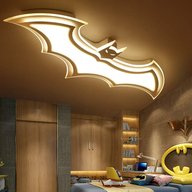 Acrylic star ceiling light decoration kids bedroom ceiling lamp .
