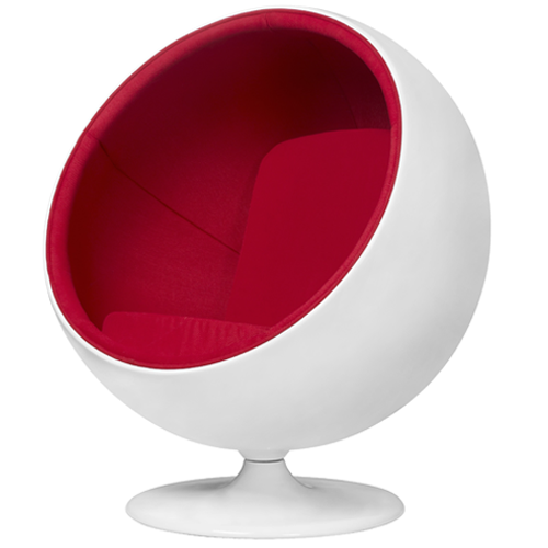 Funky Bedroom Chairs | Ball chair, Small chair for bedroom, Funky .