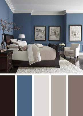 12 Gorgeous Bedroom Color Scheme Ideas to Create a Magazine-worthy .