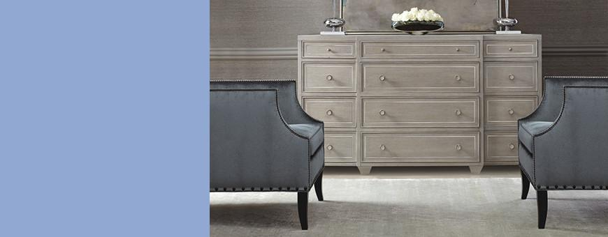 Contemporary Bedroom Dressers | Luxe Home Philadelph