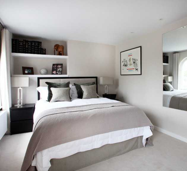 15 Adorable & Fully Functional Small Bedroom Design Ide