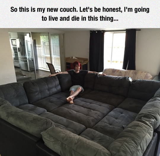 Best couch ev