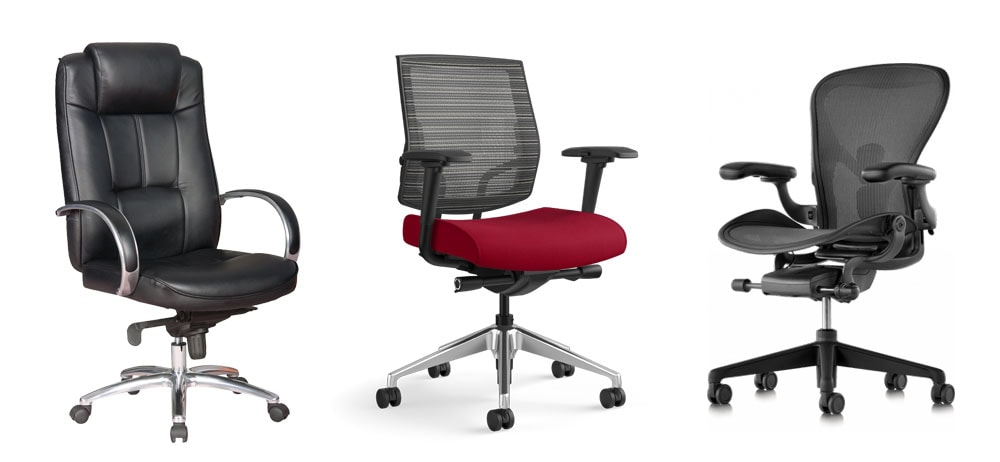Best Office Chairs 2019 | Ergonomic and Computer Chairs Top Pic