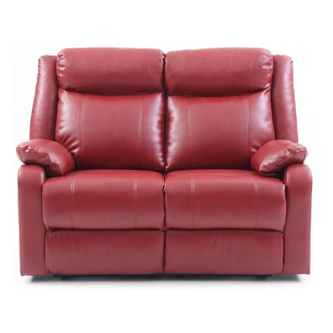 Buy Camel Back, Red Loveseats Online at Overstock | Our Best .
