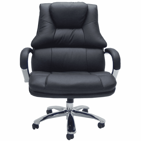"""Big & Tall Extra Wide Office Chair - 28""""W Holds 500"""