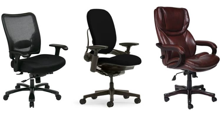 The 7 Best Big and Tall Office Chairs (for Any Budge