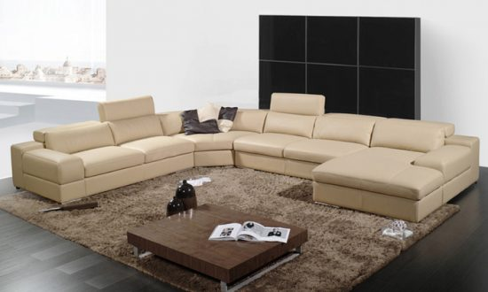 2018 Best big sofa designs to increase your room coziness and beau