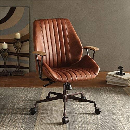Five Extravagant Leather Office Chairs for your Home Offi