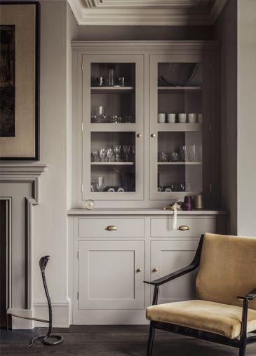 Projects | Built in cupboards, Alcove storage, Country kitch