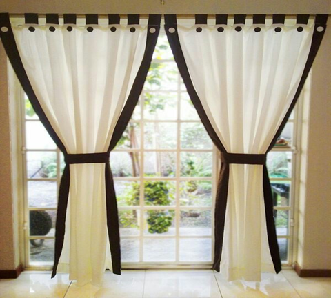 Selecting the correct curtain designs   Home curtains, Curtains .