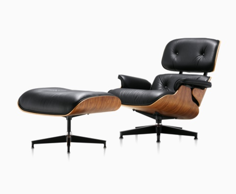 Eames Lounge and Ottoman - Lounge Chair - Herman Mill