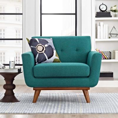Teal - Chairs - Living Room Furniture - The Home Dep