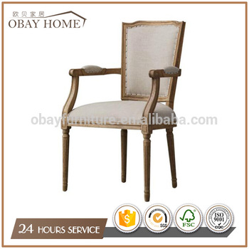 Classic Dining Chairs Uk Flag Pattern Printed Fabric Wood .