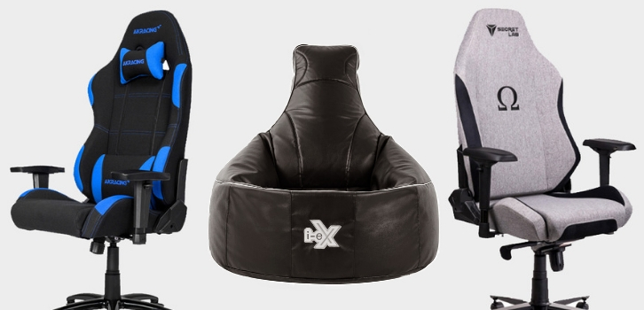 The Most Comfortable Chairs for the Dedicated Online Gambler - USA .
