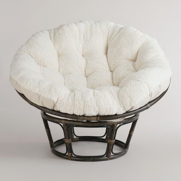 Reviving and Reinventing the Comfortable Papasan Chair .