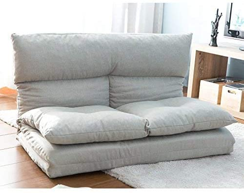 Amazon.com: Foldable Floor Couch and Sofa, WeYoung Lazy Sofa Chair .