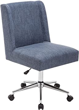 Amazon.com: Porthos Home Designer Office Chairs with Wheels Colors .
