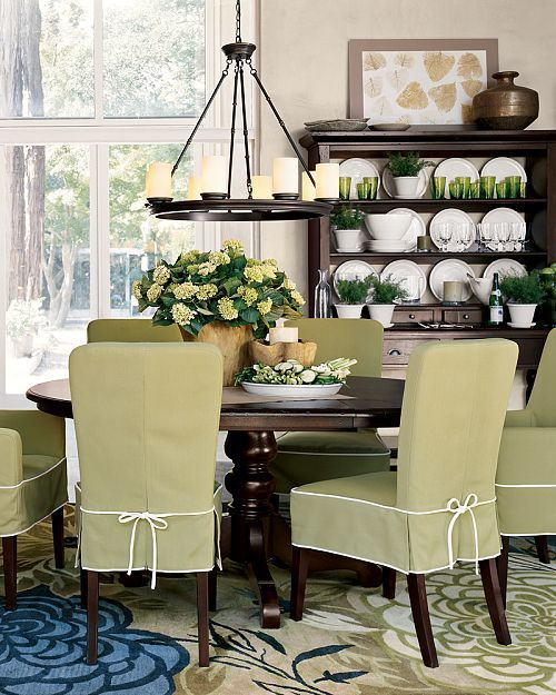 Home | Dining room chair slipcovers, Dining room chair covers .