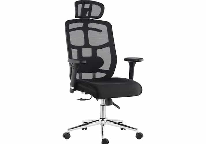 Poly and Bark Inverness Ergonomic Chair Review | Gadget Revi