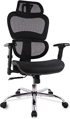 Amazon.com: Office Chair Mesh Executive Chair with 3D Adjustable .