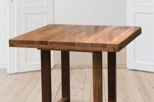 Extendable Dining Table Wood Walnut Dining Table Extendable | Et