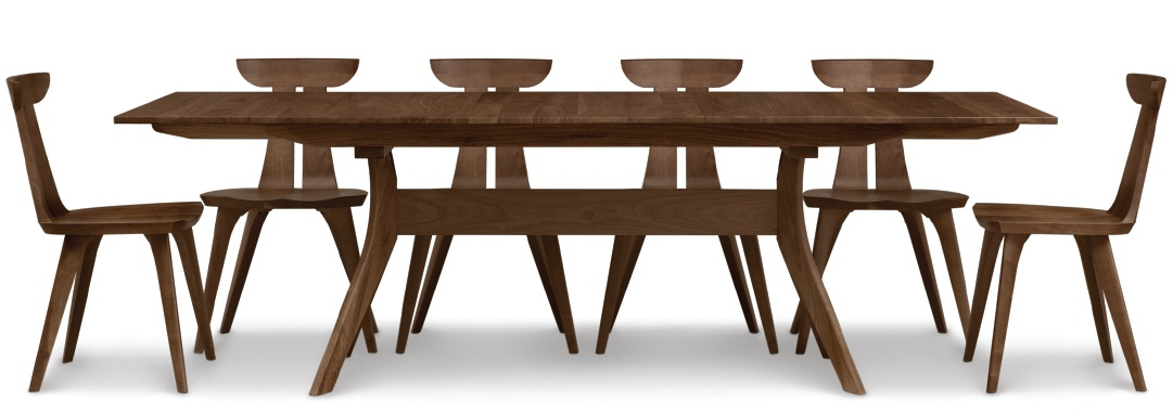 Audrey Extendable Dining Table - The Century House - Madison,