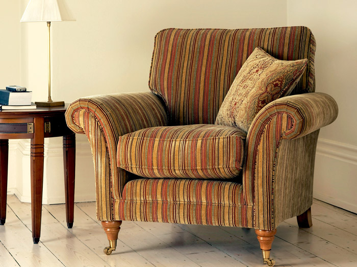 Burghley Fabric Armchair byu Parker Knoll | Forrest Furnishing .