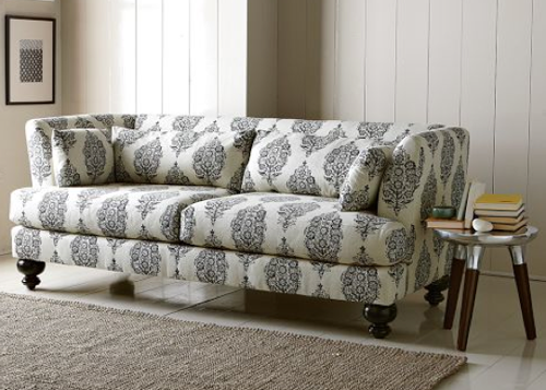 7 Bold Patterned Fabric Sofas for a House | Home, Furniture .