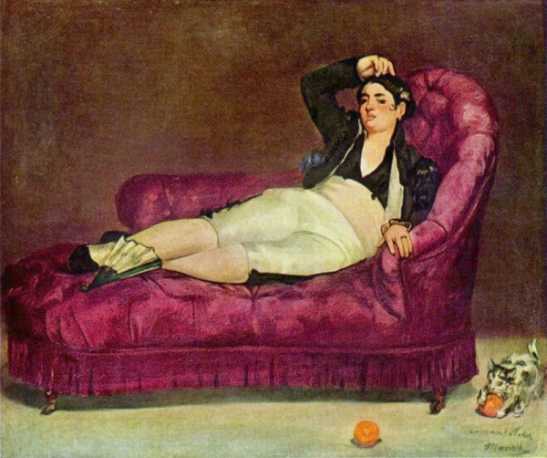 Fainting Couch In the Victorian Era. What were the use