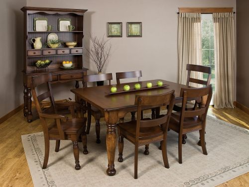 French Country Style Amish Furniture - by Countrysi