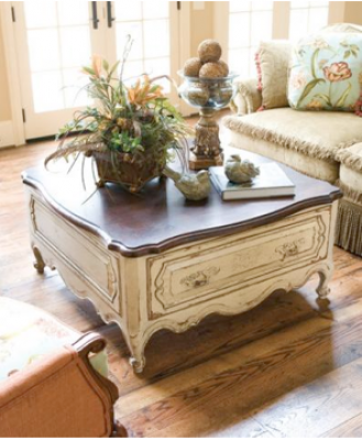 Fake French Country Furniture, The Side Table (Part 1 of 3 .